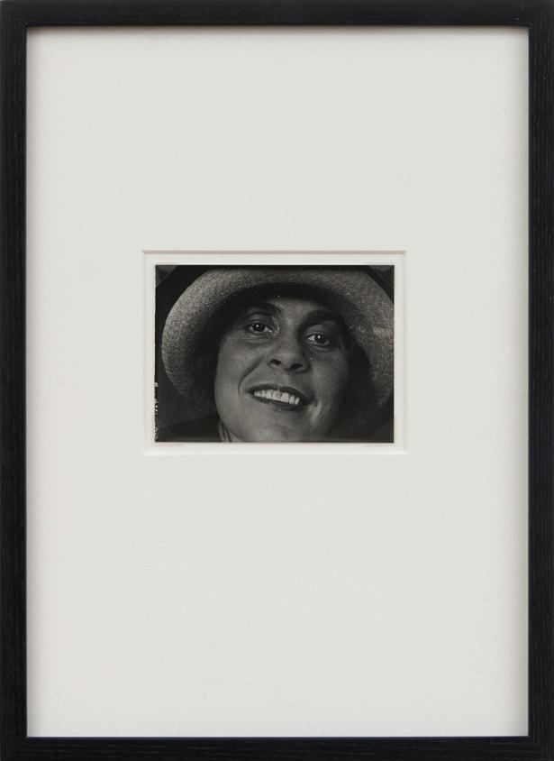 Alexander RODCHENKO Portrait of Lilya Brik, 1924 Period gelatin silver print 3.8 x 4.8 in 9.65 x 12.19 cm