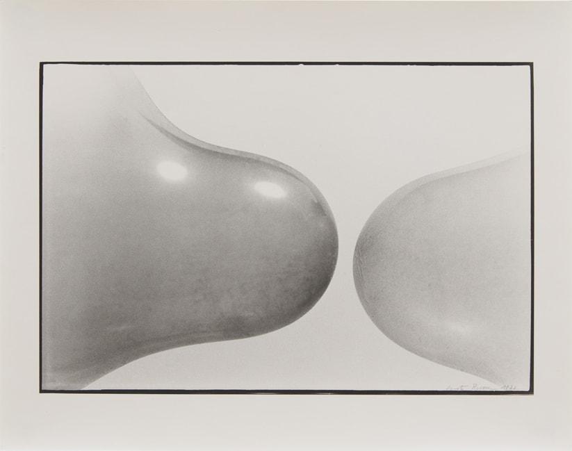 Renate BERTLMANN Zärtliche Berührungen [Tender Touches], 1976 Vintage gelatin silver print 24 x 30 cm Unique