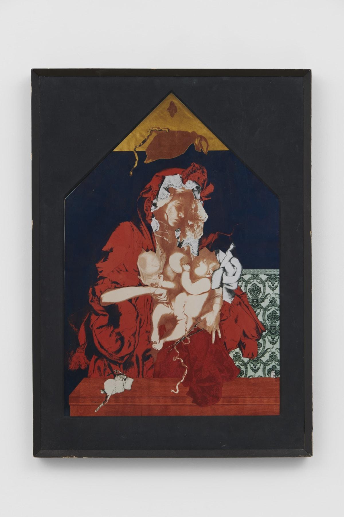 Helen CHADWICK One Flesh, 2002 screen print 60 x 37 cm Edition of 100