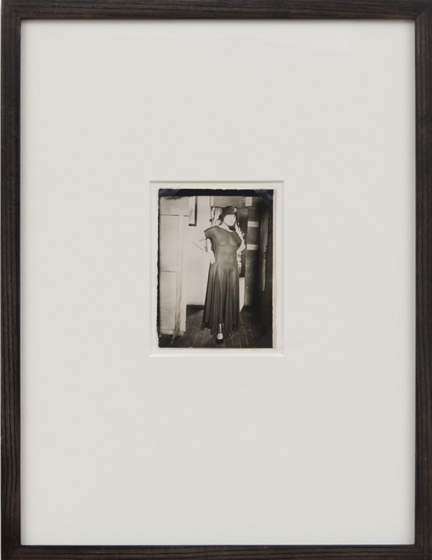 Alexander RODCHENKO Lilya Brick, 1924 Black and white photograph, vintage 12 x 9 cm