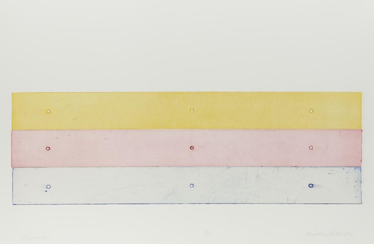 Philip Reeves RSA Plinth Etching 72 x 23 cm Edition of 7
