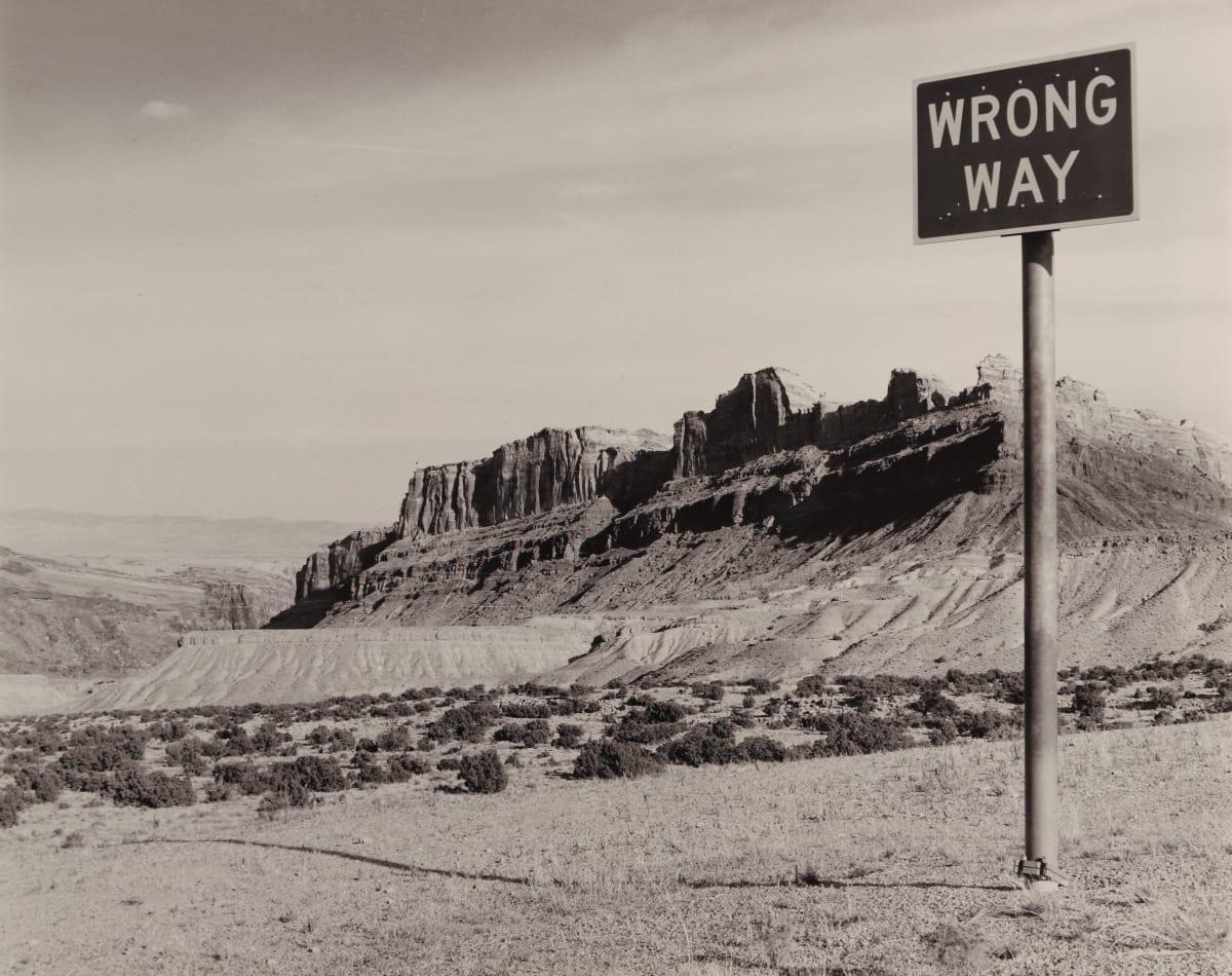 Bob Kolbrener, Wrong Way, Utah, 1994