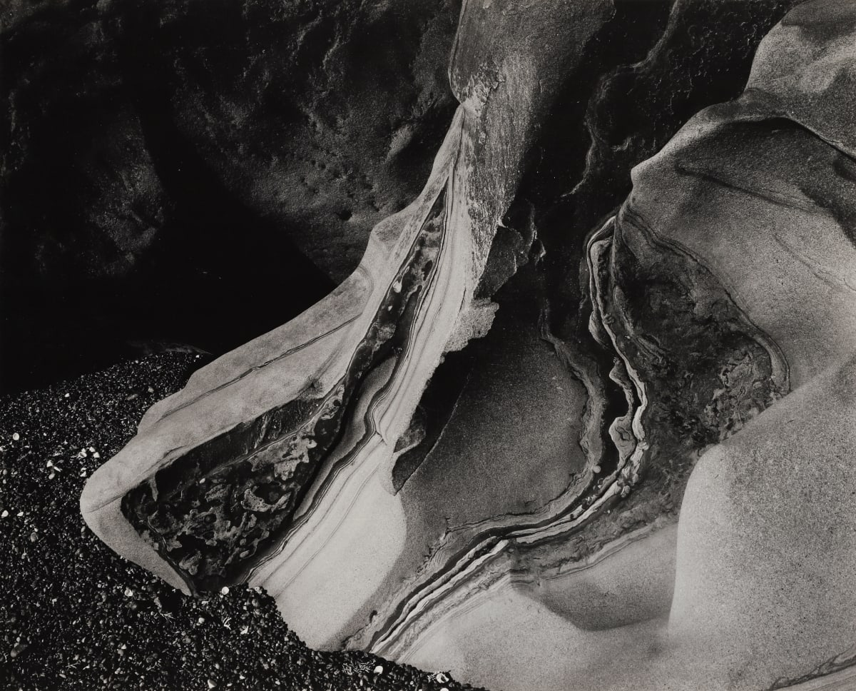 Edward Weston, Eroded Rock (29R), 1930