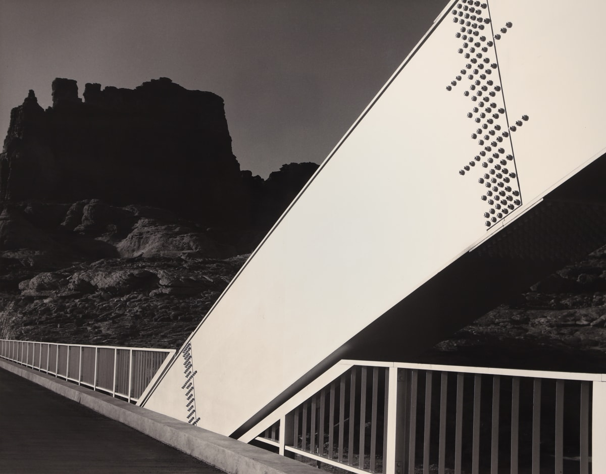 Bob Kolbrener, Bridge Over Lake Powell, 1976