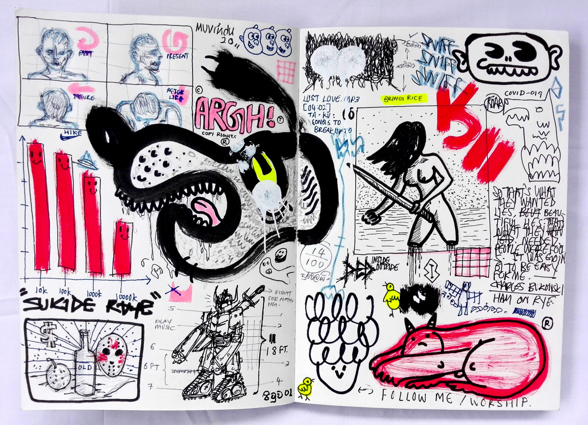 ART in CURFEW