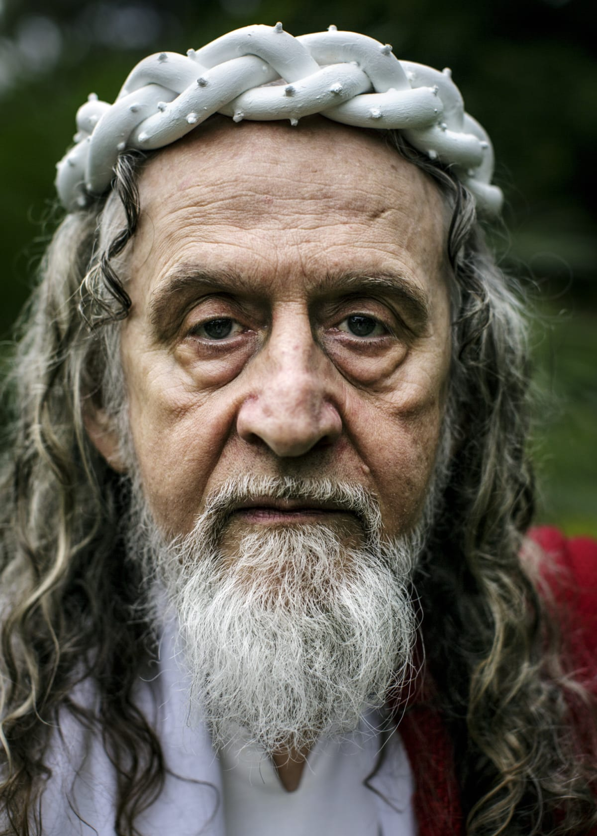 Jonas Bendiksen, INRI Cristo, Brazil, 2014