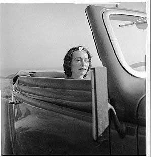 Lee Miller, Nusch Eluard, Mougins, France, 1937