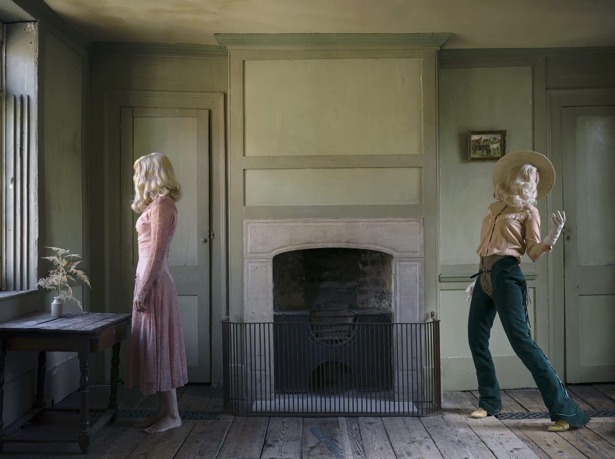 Anja Niemi, She Could Have Been A Cowboy, 2018