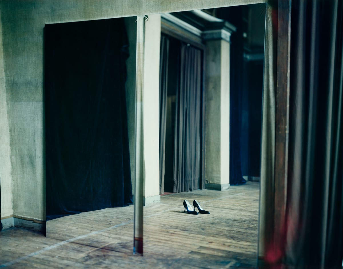 Paolo Roversi, Theatre, Paris, 1998