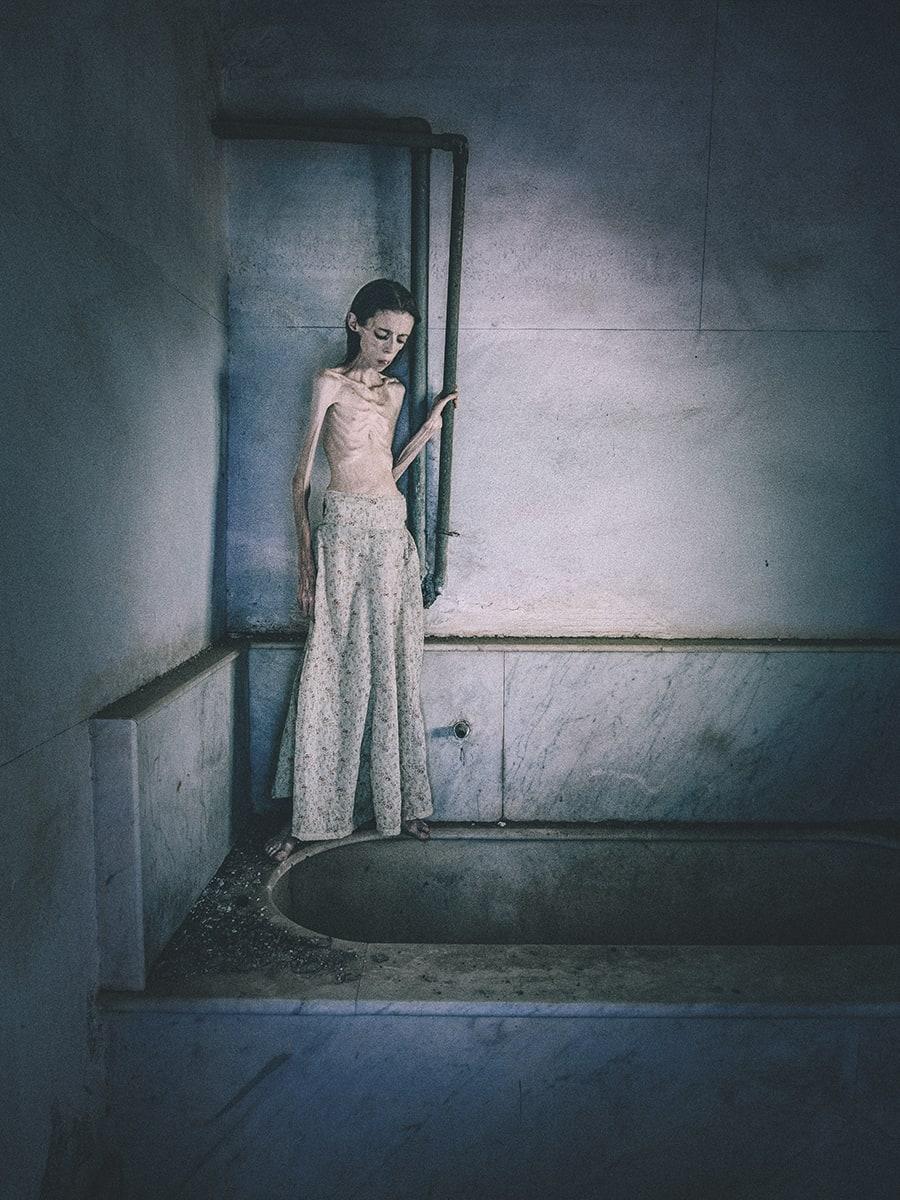 Lene Marie Fossen, Untitled Chios 1011101, 2017