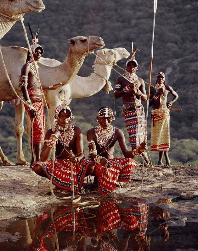 Jimmy Nelson, Lelesas, Louelen, Lewangu, Lepokodou, Loingu, Nyerere, Ndoto Mountain Range, Kenya, 2010