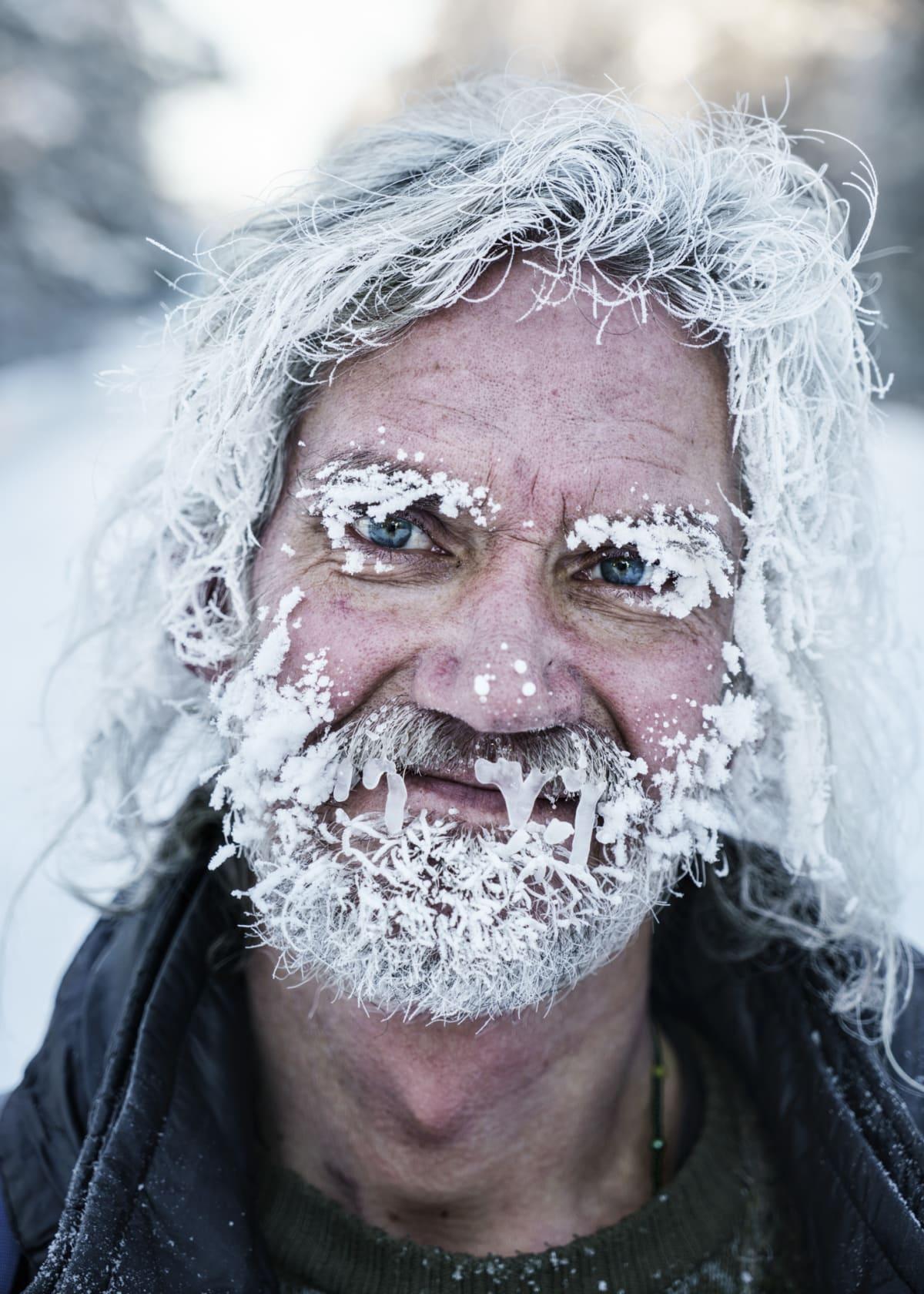Jonas Bendiksen, Frozen disciple, Russia, 2016