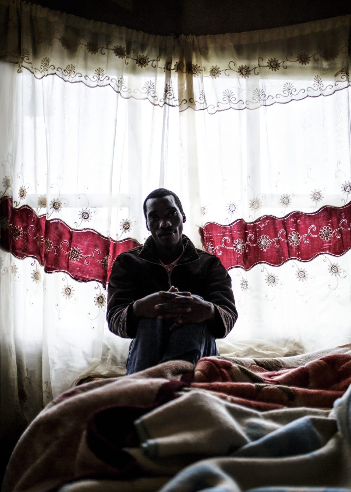 Jonas Bendiksen, Disciple of Moses, South Africa, 2016