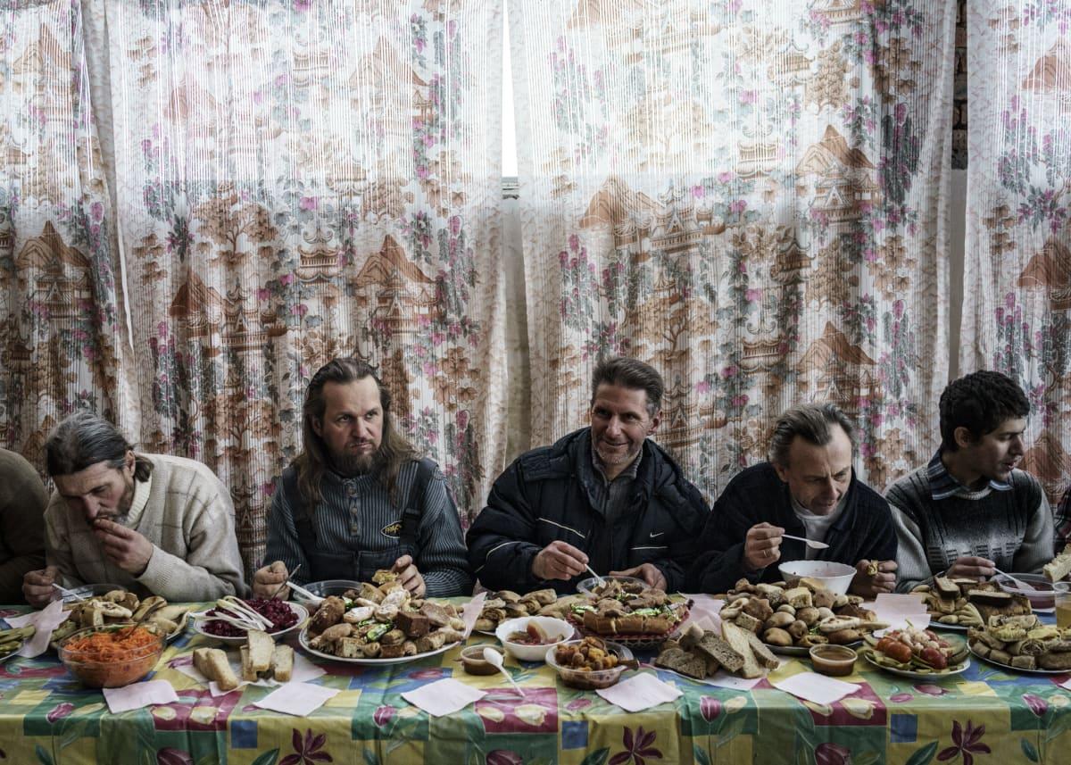 Jonas Bendiksen, Disciples of Vissarion, Russia, 2015