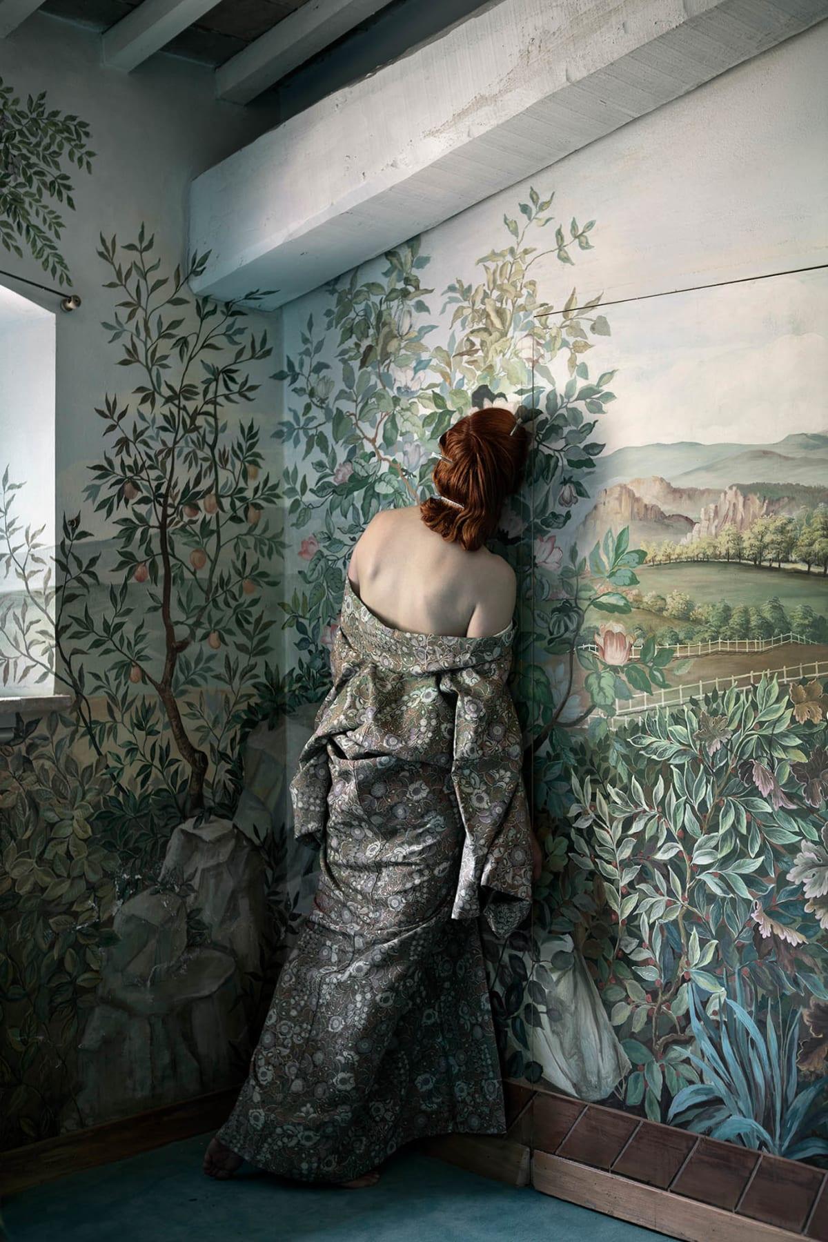 Anja Niemi, TWWNE / The Flower Room, 2016