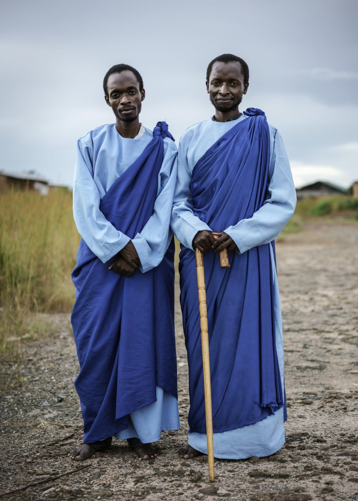 Jonas Bendiksen, Disciples Chibwe and Nkumbusko, Zambia, 2016