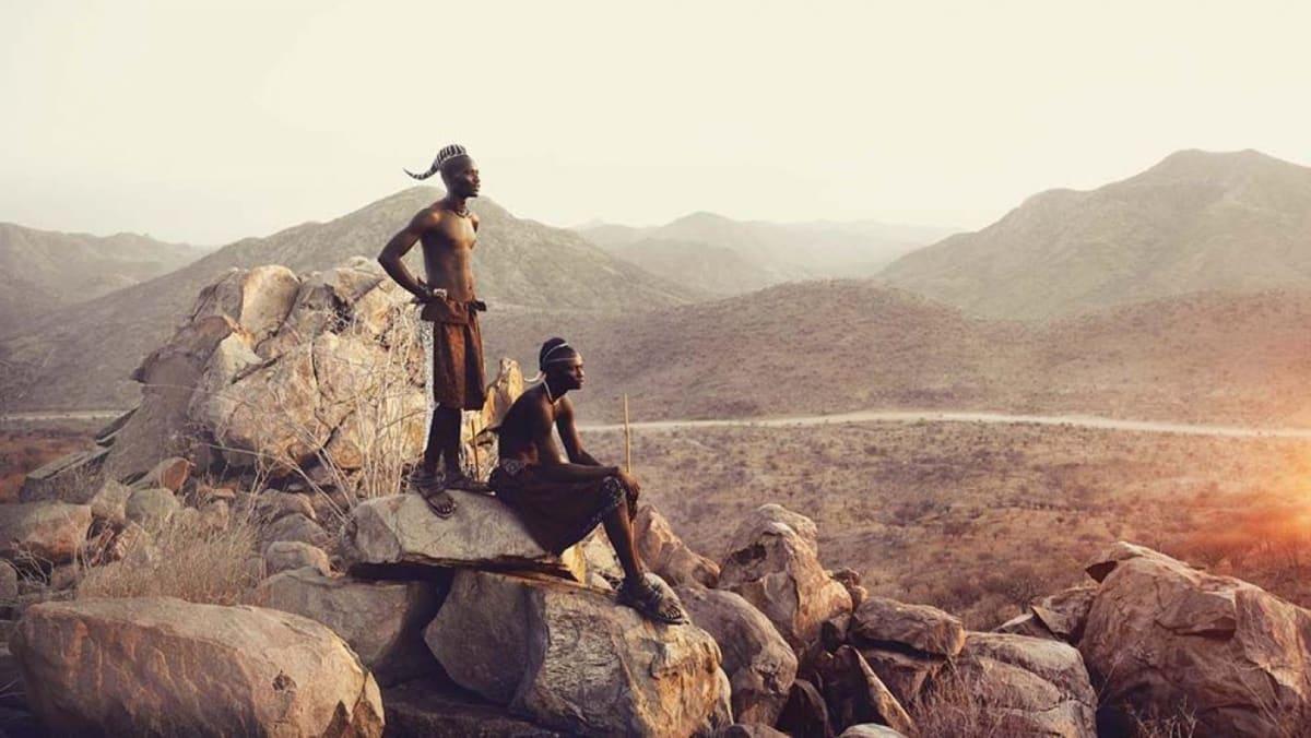 Jimmy Nelson, Epupa Falls 2, Namibia, 2014