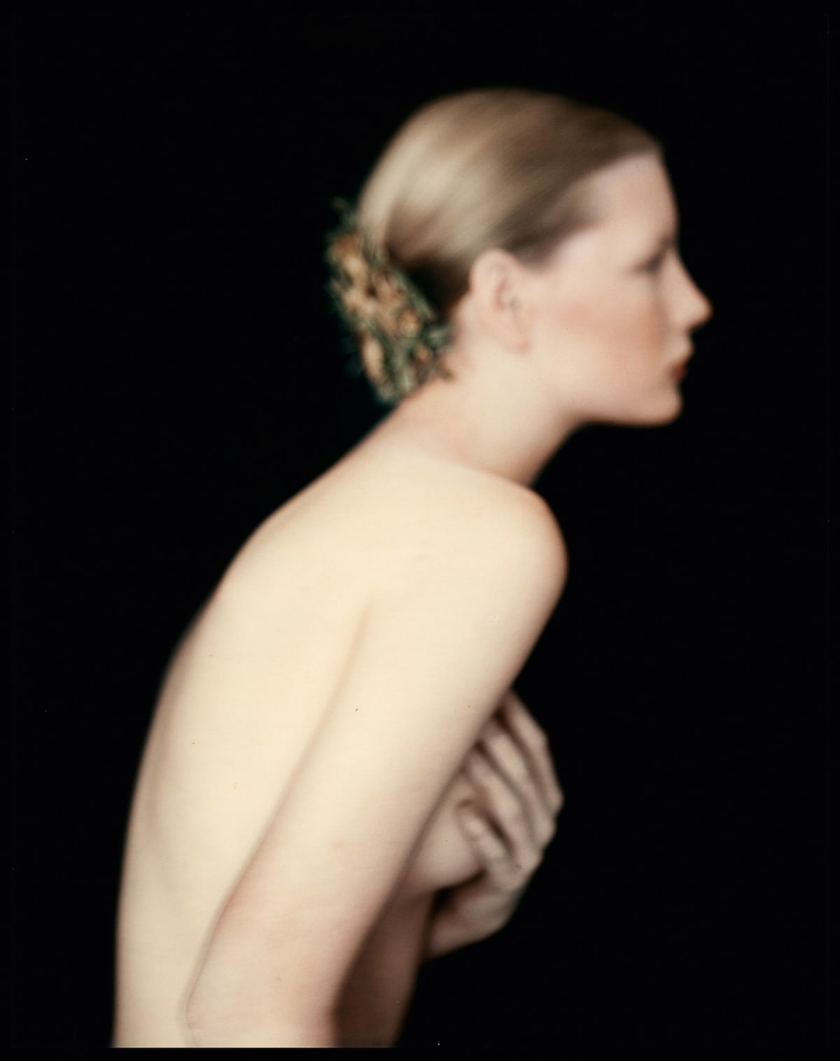 Paolo Roversi, Kirsten, London, 1988