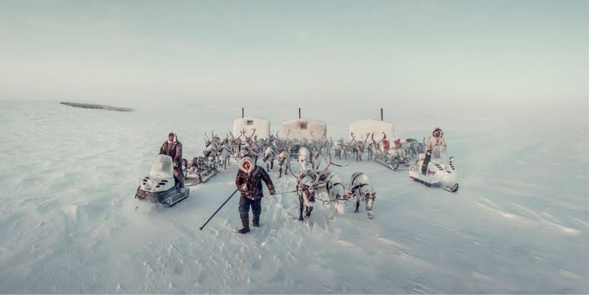 Jimmy Nelson, Dolgans, Siberia, 2018
