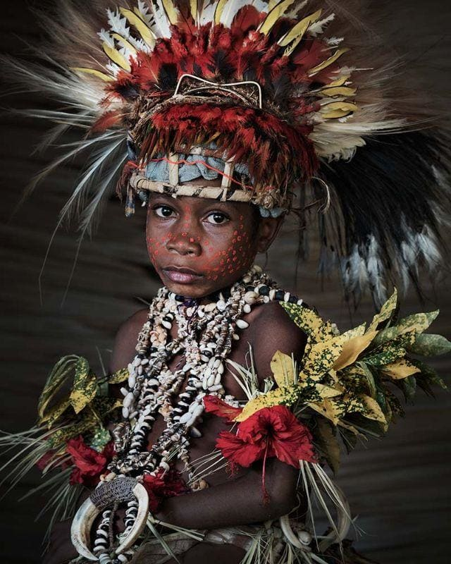 Jimmy Nelson, Tufi, Papua New Guinea, 2017