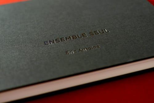 Éric Antoine, Book, Ensemble Seul, 2015