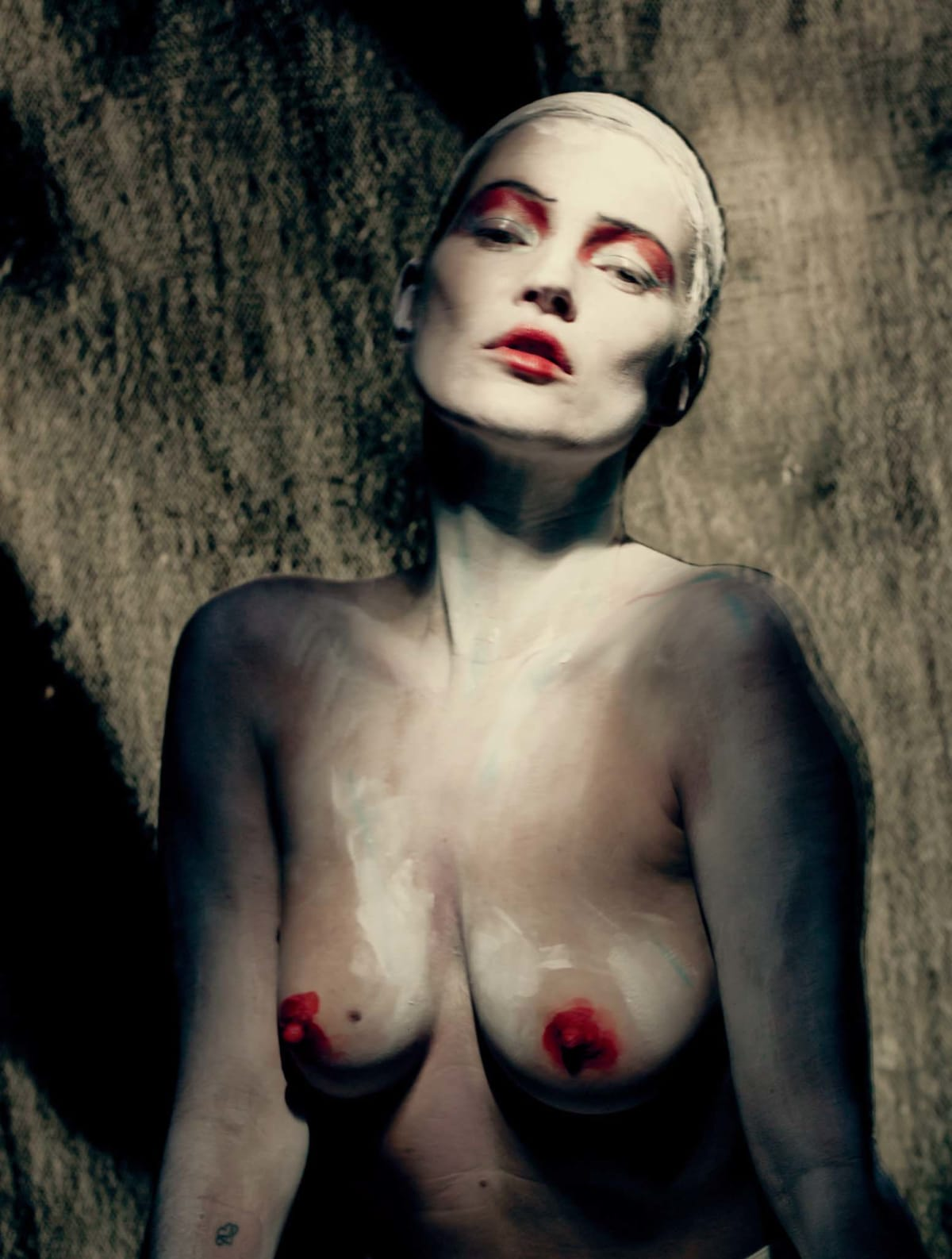 Paolo Roversi, Kate, London, 2015