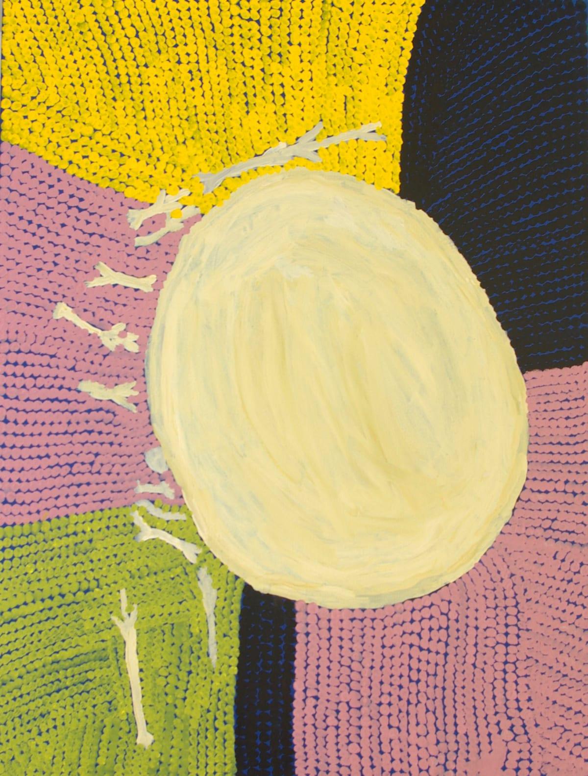 Tommy May (Ngarralja) Kurtal acrylic on canvas 90 x 120 cm