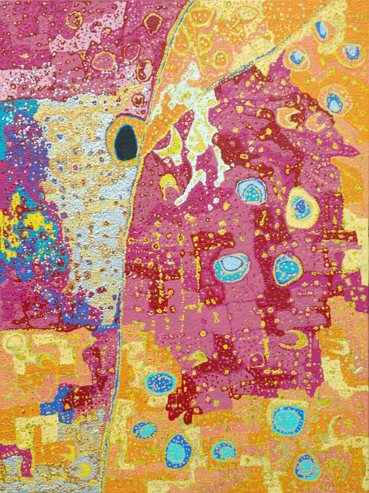 Daniel Walbidi Winpa acrylic on linen 120 x 90 cm