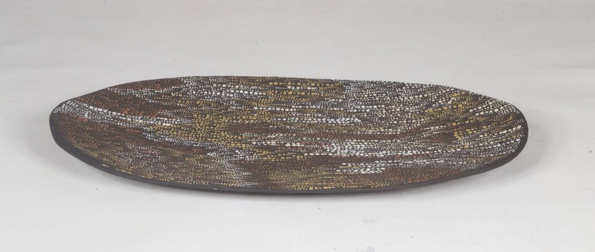 Lynette Lewis Womikata Walka Tali - Sand Dunes, 2018 Stoneware 45 x 25 cm