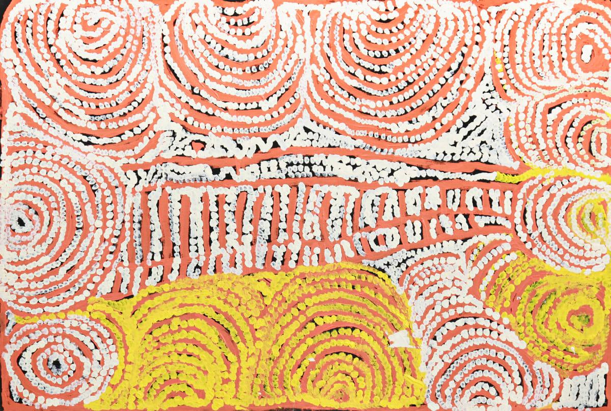 Nyarapayi Giles Warmurrungu acrylic on canvas 60 x 90 cm