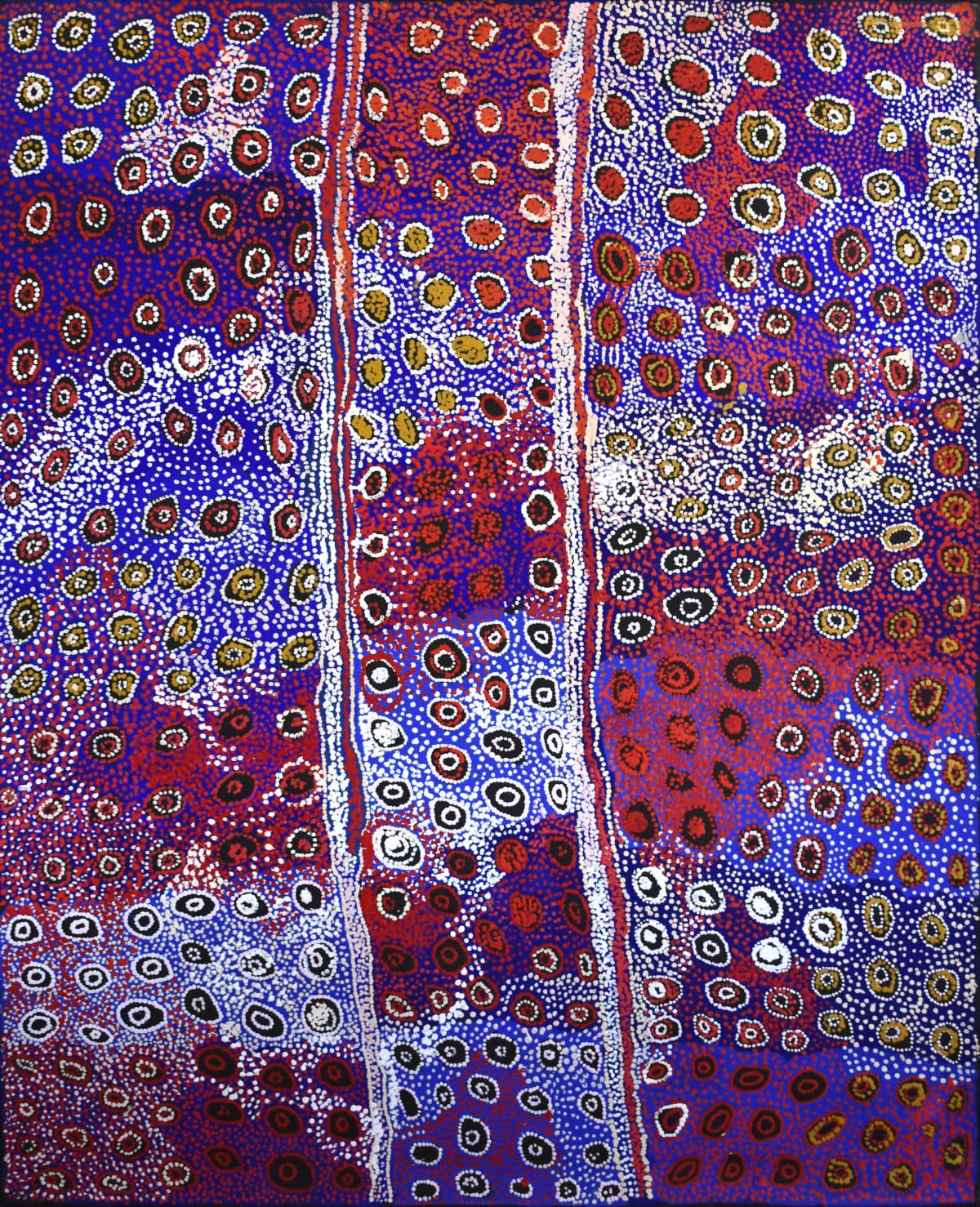 Mona Mitakiki Shepherd Ngayuku ngura - My Country, 2018 Acrylic on linen 152.5 x 122 cm