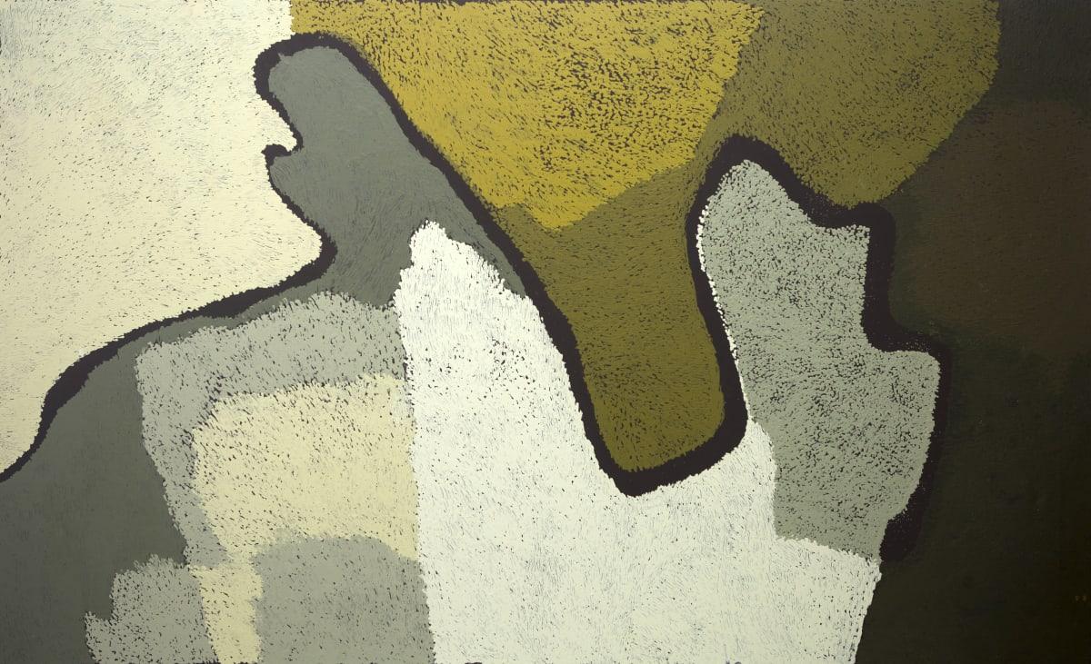 Pepai Jangala Carroll Walungurru, 2018 acrylic on linen 120 x 200 cm