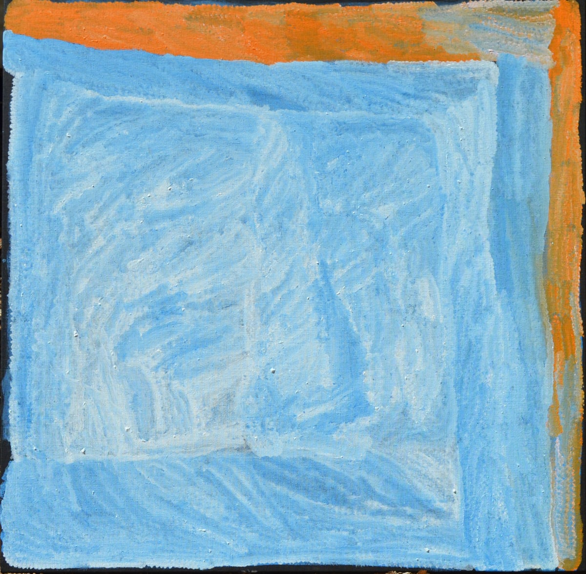 Lydia Balbal Winpa acrylic on linen 100 x 100 cm