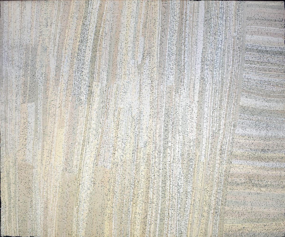 Yurpiya Lionel Anumara, 2018 acrylic on linen 100 x 120 cm