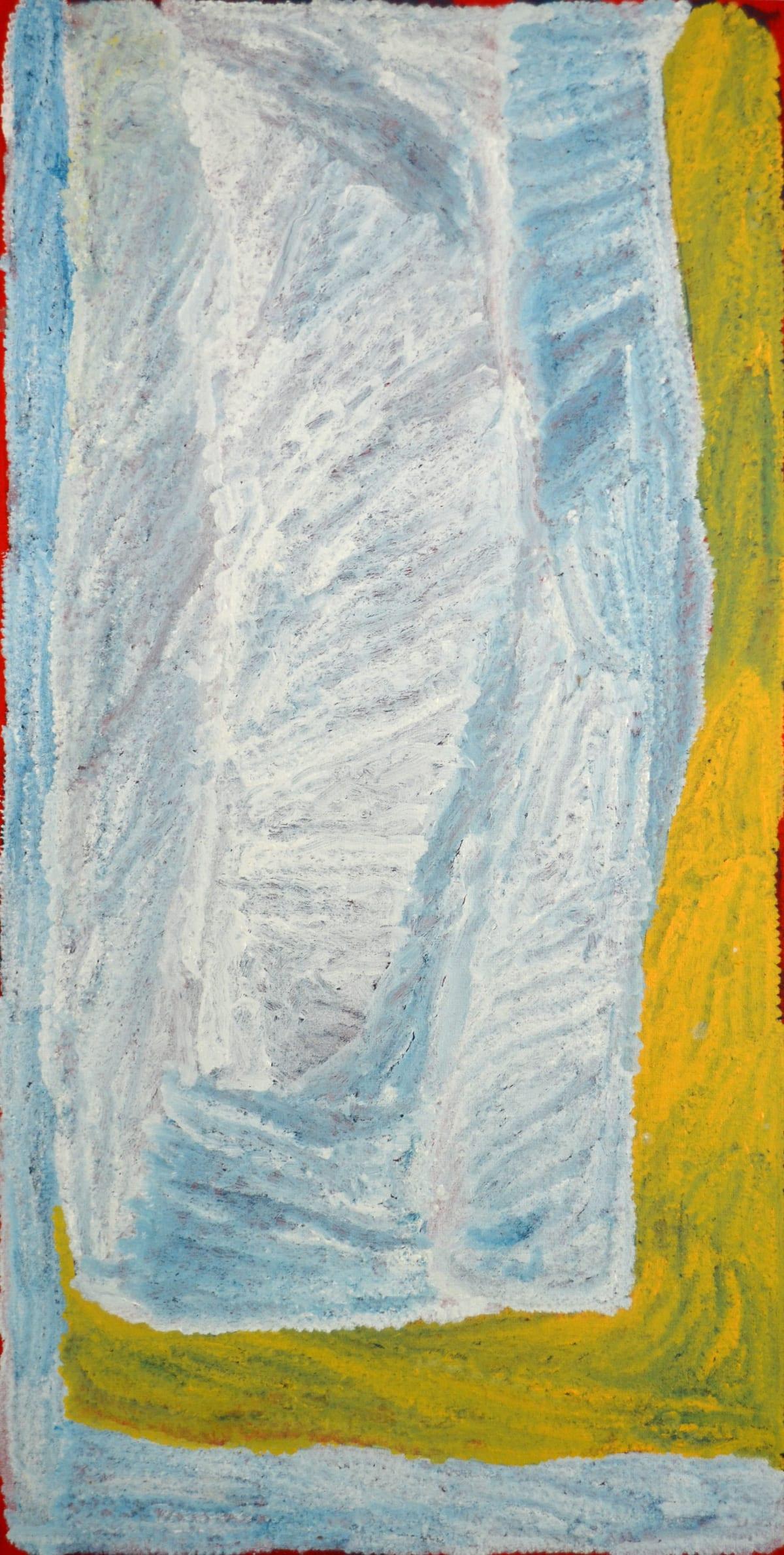 Lydia Balbal Jawani Jawani acrylic on linen 122 x 61 cm