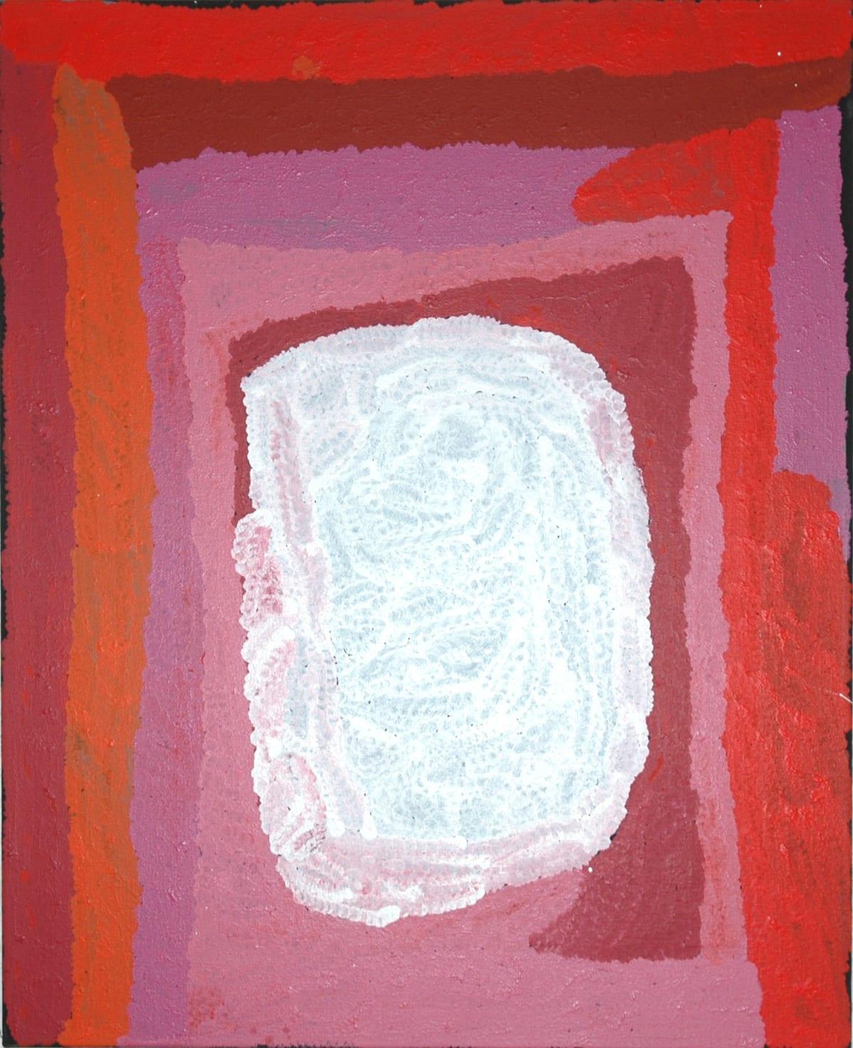 Lydia Balbal Kulampurru acrylic on linen 80 x 100 cm