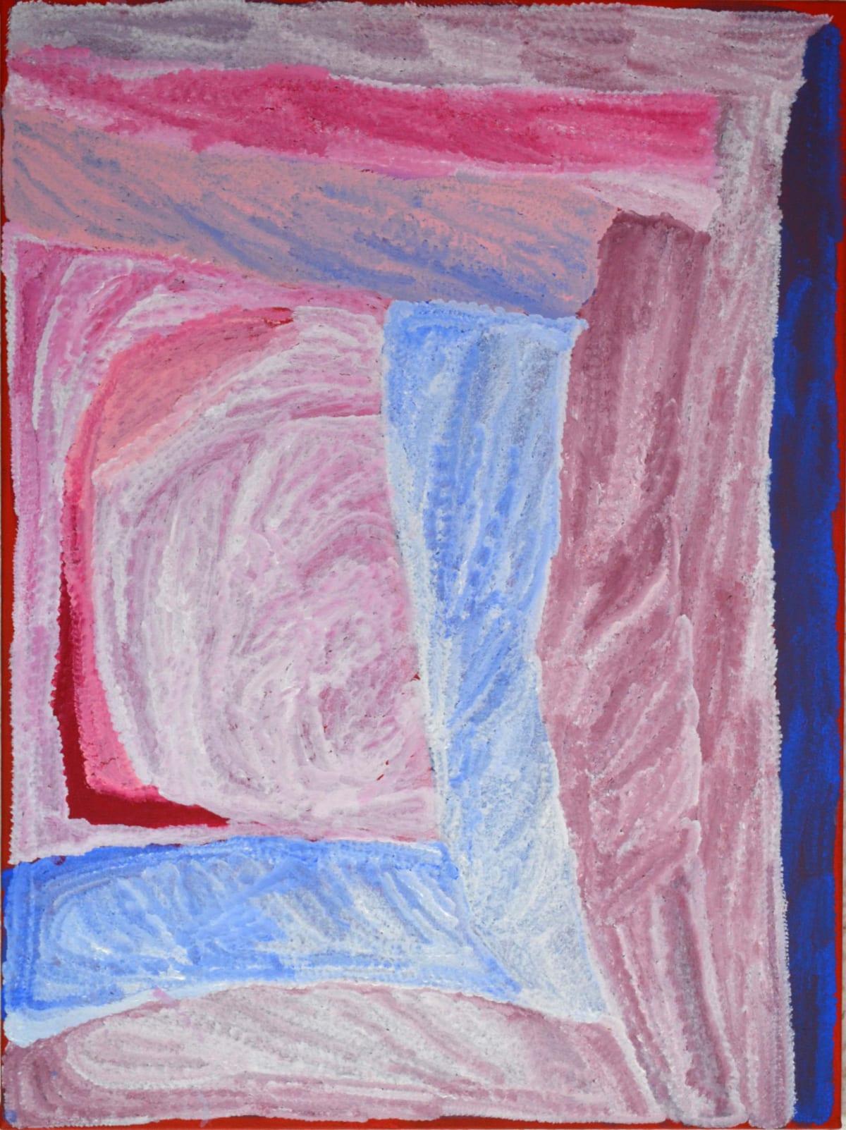 Lydia Balbal Pikarong acrylic on canvas 90 x 120 cm