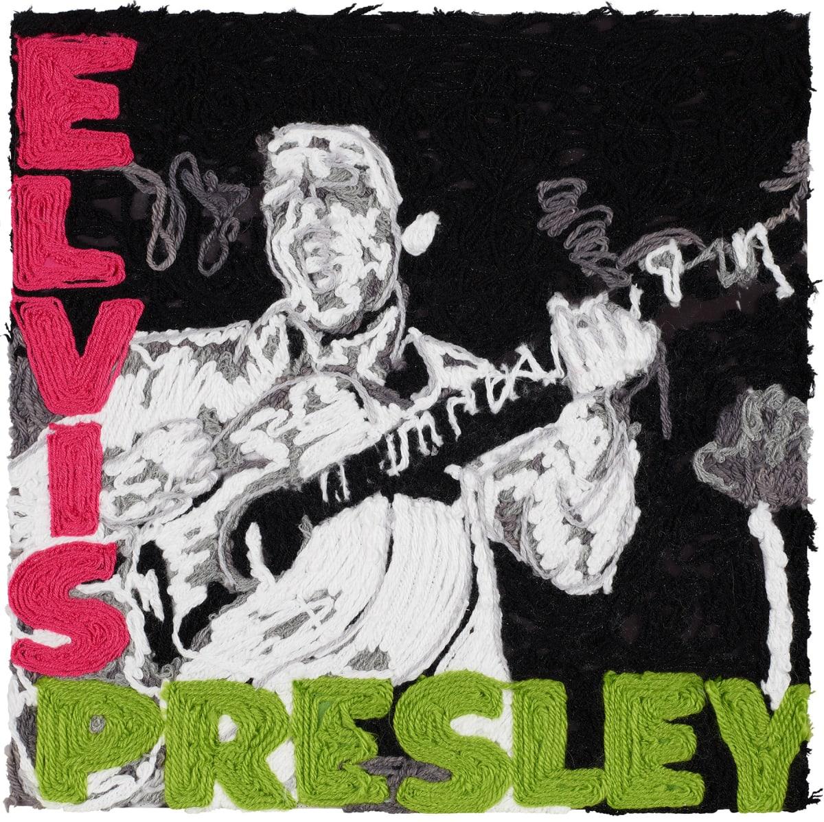 Stephen Wilson, Elvis Presley , 2020