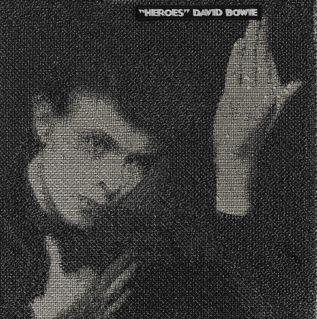 Stephen Wilson, Heroes, David Bowie, 2020