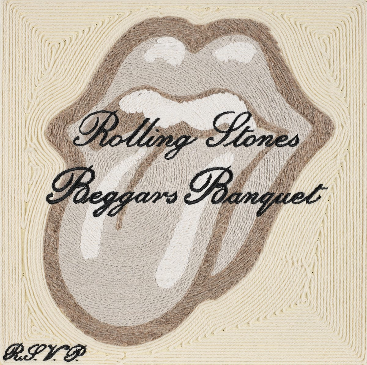 Stephen Wilson, Beggar's Banquet, The Rolling Stones, 2020