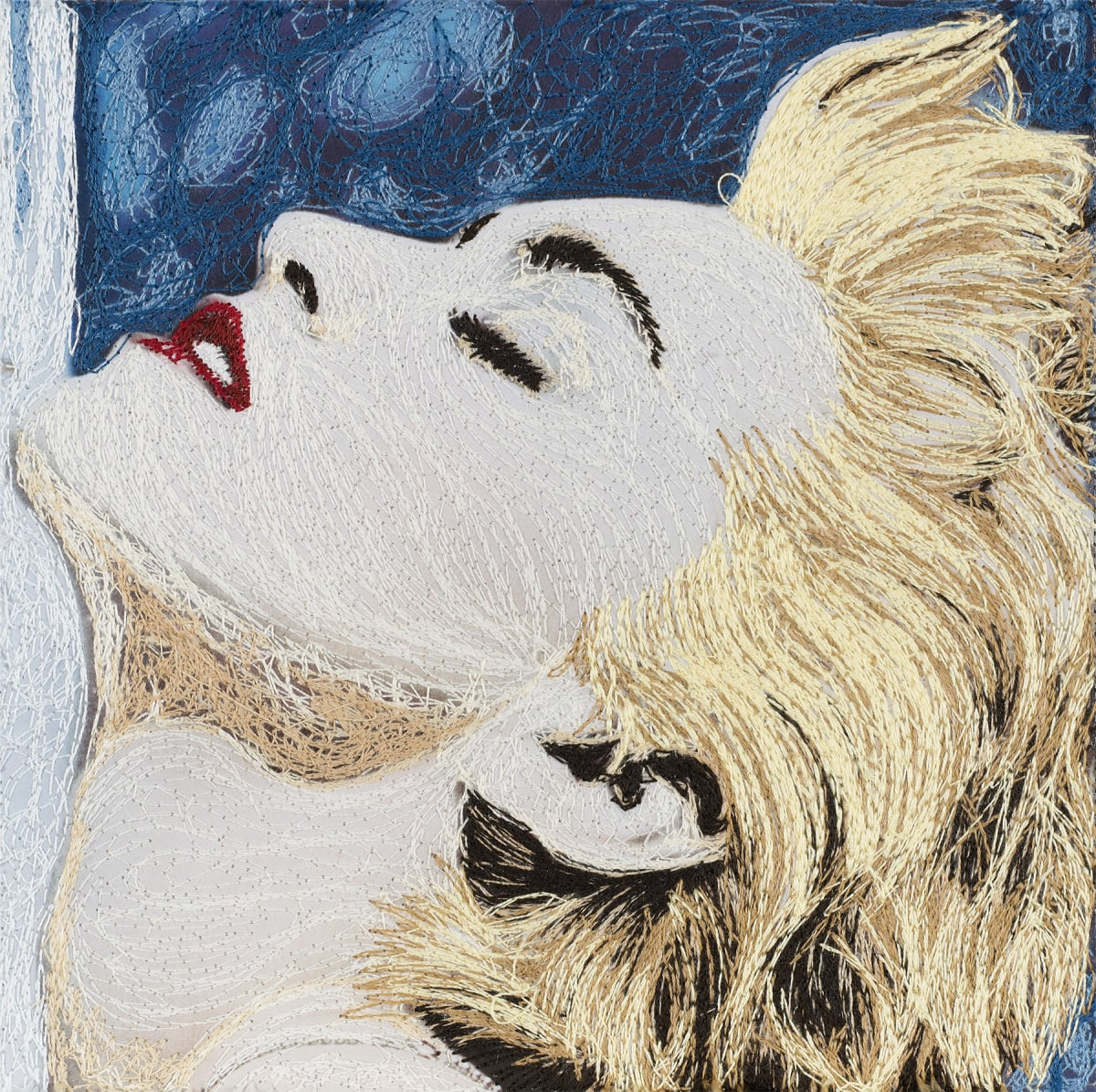 Stephen Wilson, True Blue, Madonna, 2019