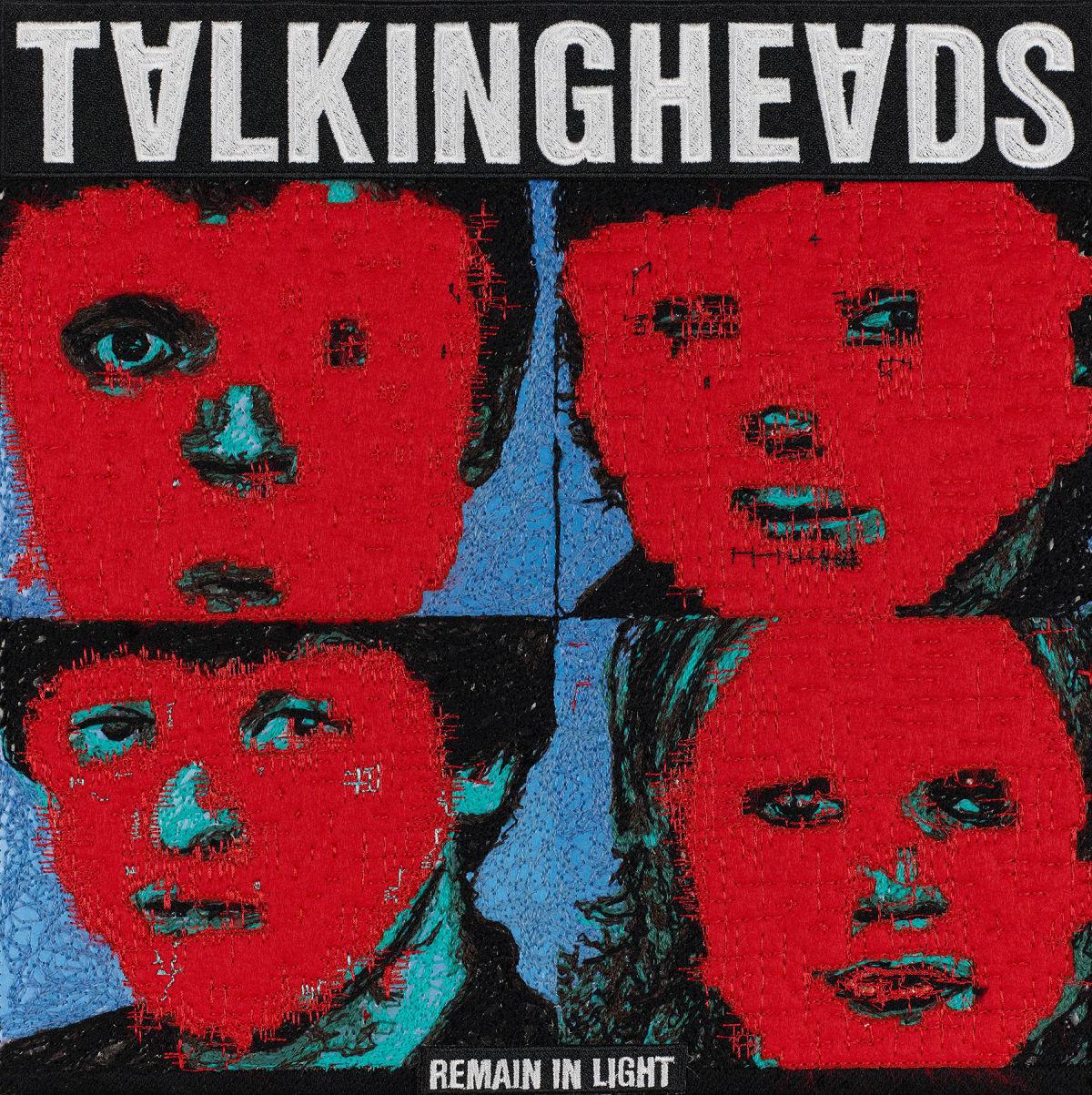 Stephen Wilson, Remain in Light, Talking Heads, 2019