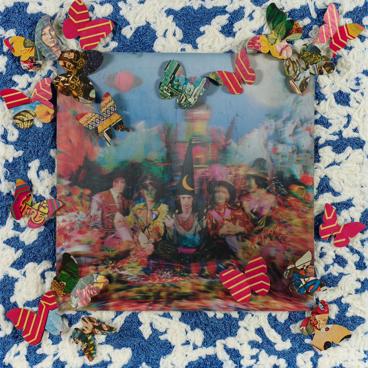 Stephen Wilson, Their Satanic Majesties Request, The Rolling Stones , 2019