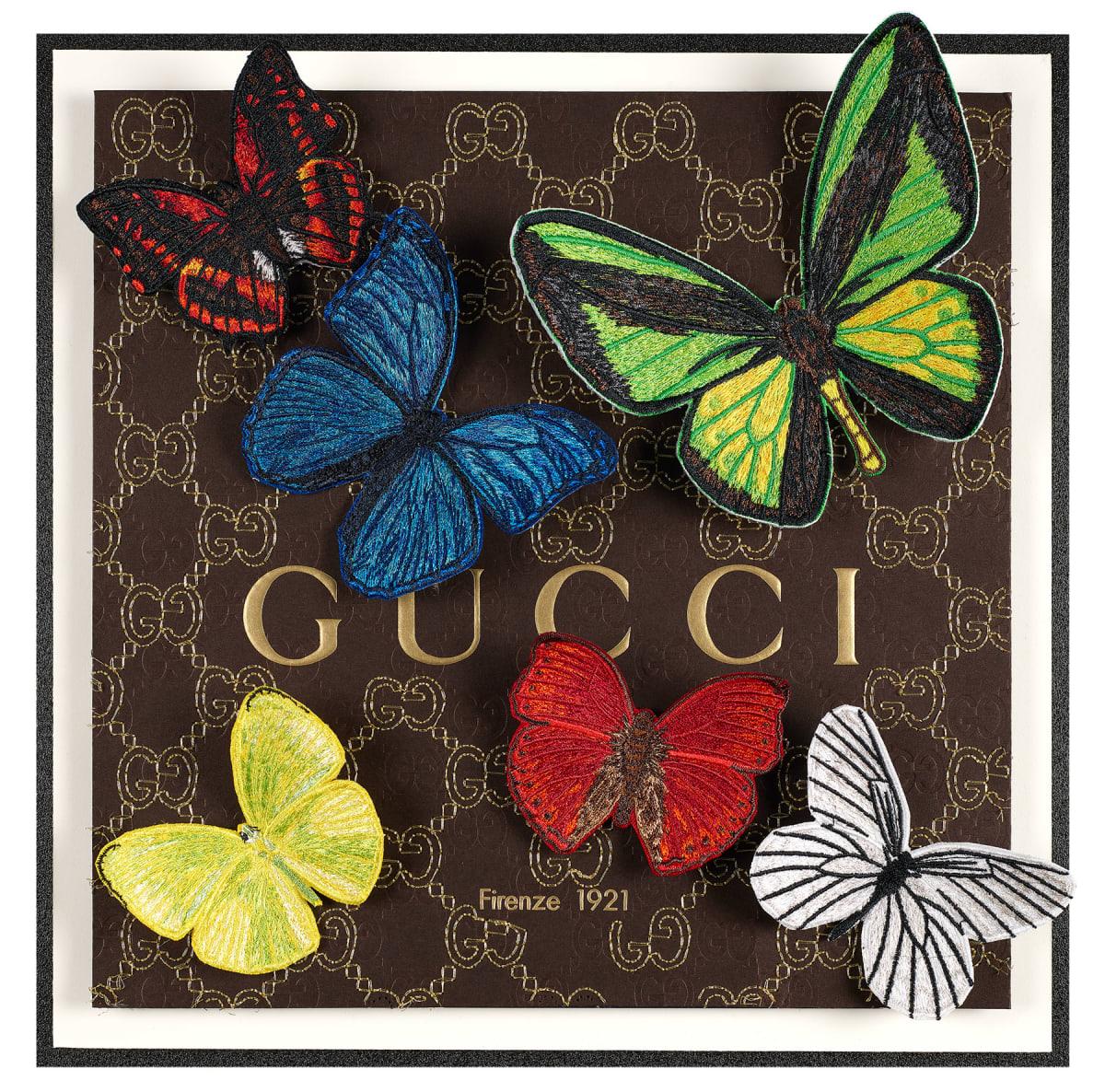 Stephen Wilson, Gucci Gathering IV, 2020