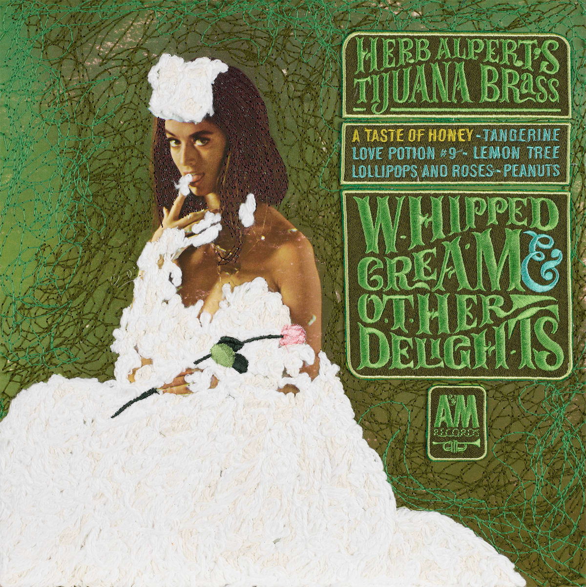 Stephen Wilson, Whipped Cream & Other Delights, Herb Alpert, 2019