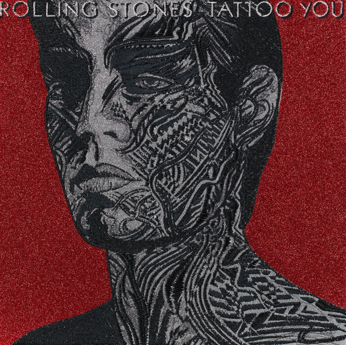 Stephen Wilson, Tattoo You, Rolling Stones , 2019
