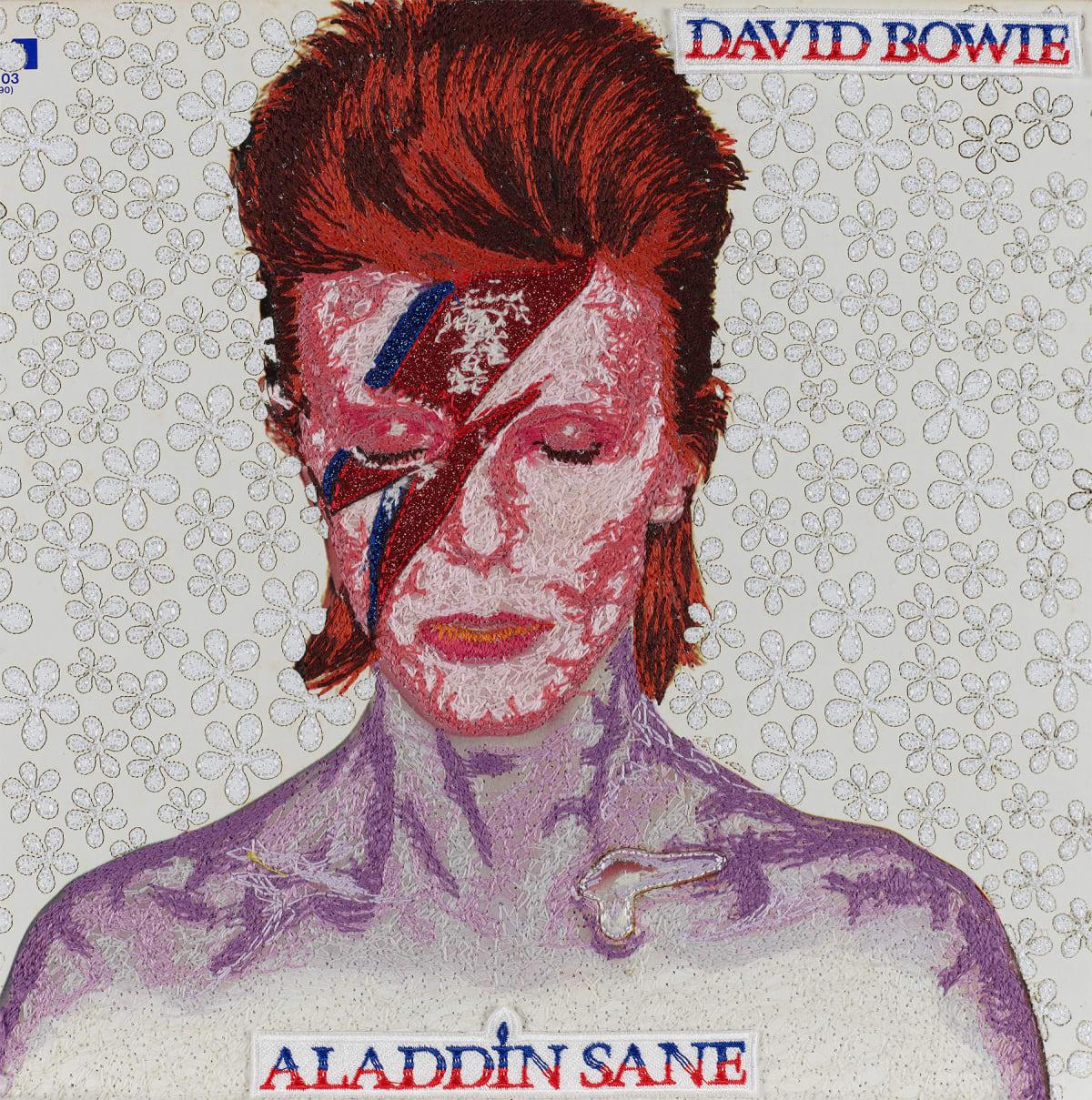 Stephen Wilson, Aladdin Sane, David Bowie , 2019
