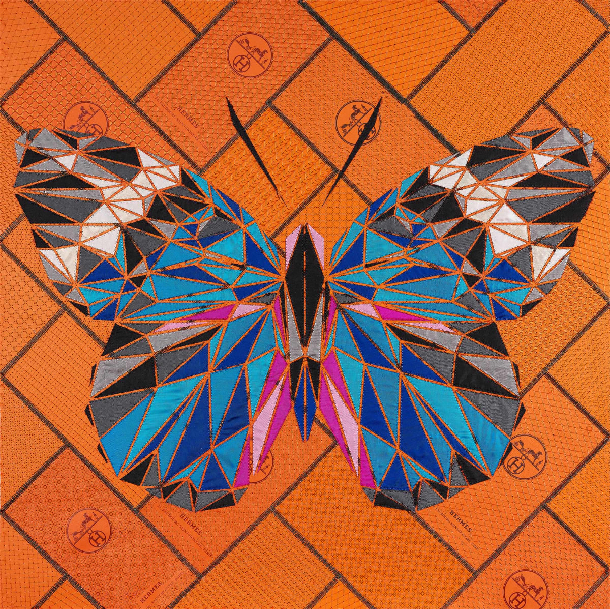 Stephen Wilson, Prism Flutter, 2020