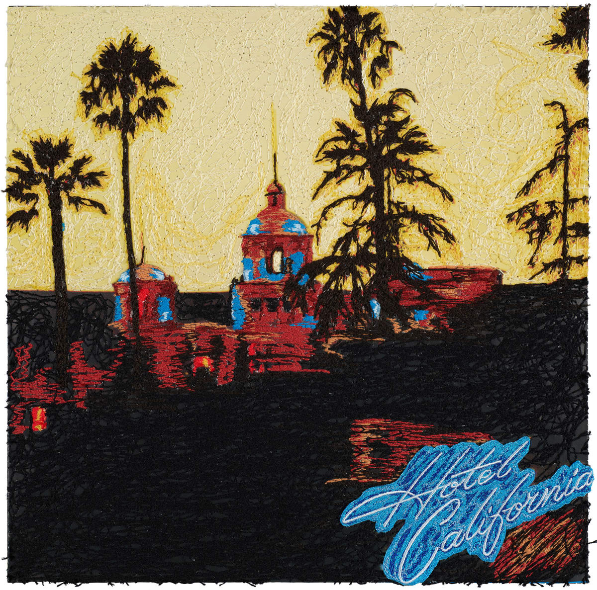 Stephen Wilson, Hotel California, The Eagles, 2019