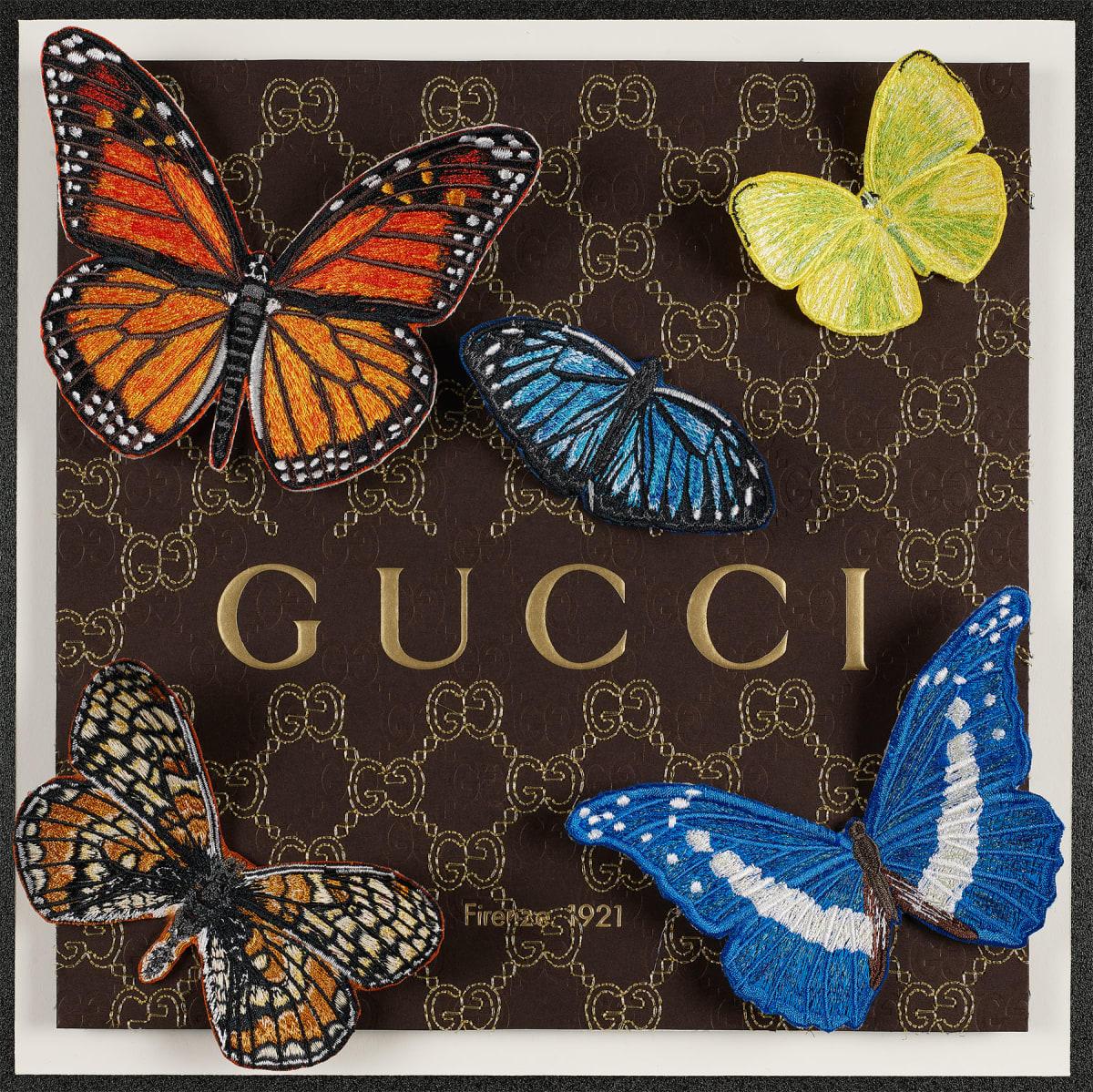 Stephen Wilson, Gucci Gathering V, 2020
